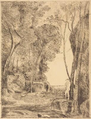 Little Shepherd, 1st Plate (Le Petit Berger)