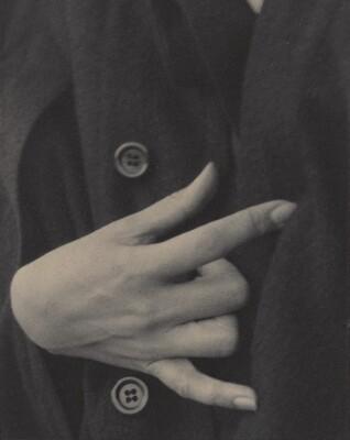 Georgia O'Keeffe—Hand