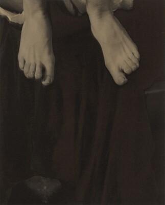 Georgia O'Keeffe—Feet