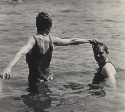 Georgia O'Keeffe and Waldo Frank