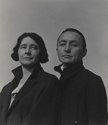 Ida and Georgia O'Keeffe