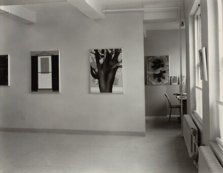 Georgia O'Keeffe--Exhibition at An American Place