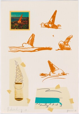 Untitled (Ice Cream Cones)