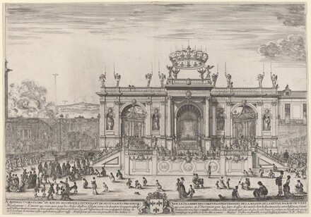 Altar for Corpus Christi Day