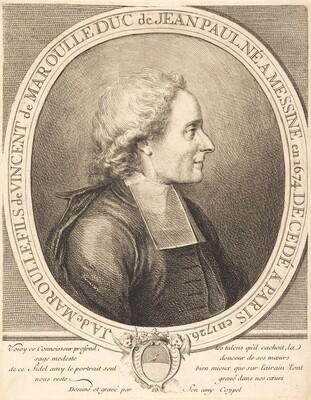 L'Abbe Jean-Antoine de Maroulle