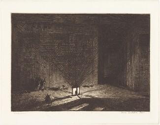Interior of an Inn (Interieur d'une auberge)