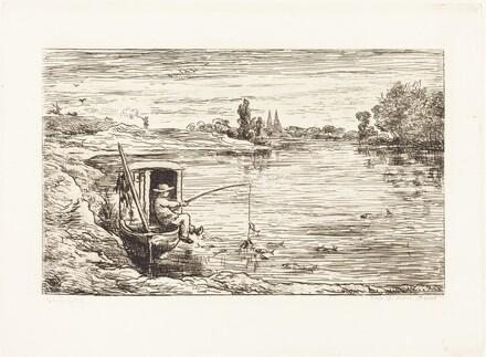 Cabin Boy Fishing (Le Mousse a la peche)