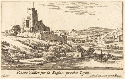 Roche Taillet sur la Saosne proche Lyon