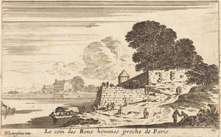 Le coin des Bons hommes proche de Paris