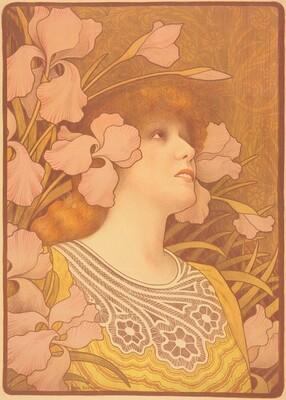 Sarah Bernhardt as Melisande