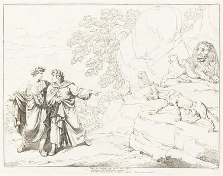 Divina Comedia di Dante  (volume I)