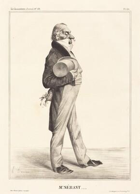 Comte Horace Sébastiani