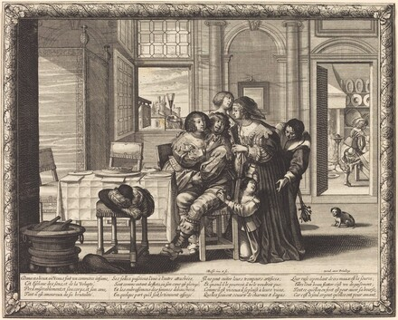 The Prodigal Son in a House of Ill-Repute