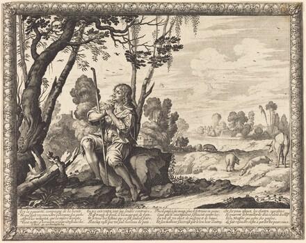 The Prodigal Son as a Swineherd