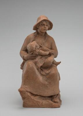 Maternity: Madame Renoir and Son