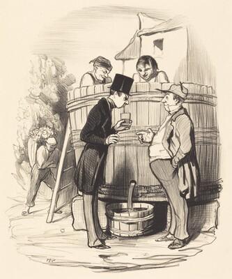 Comment trouvez-vous ce petit vin-la...