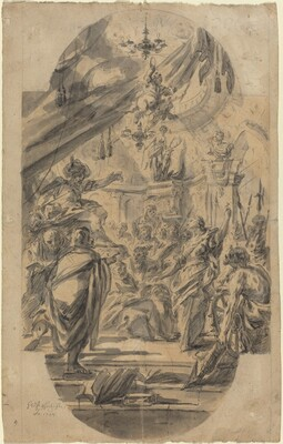 The Disputation of Saint Catherine of Alexandria