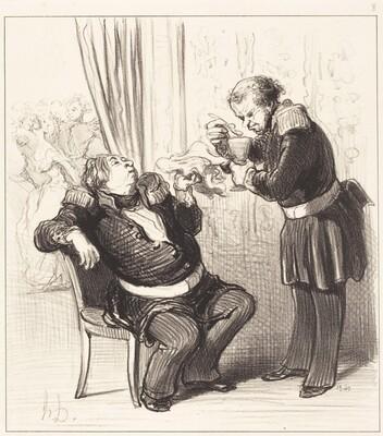 Décidément nous nous amusons trop, Guillochard!...