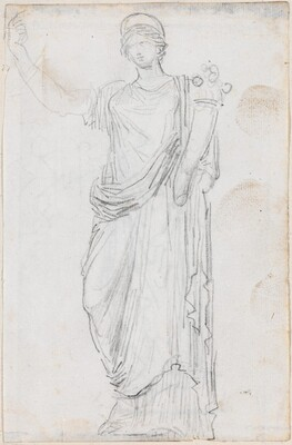 Statue of Abundance [recto]