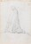 Kneeling Figure in a Hooded Robe [verso]