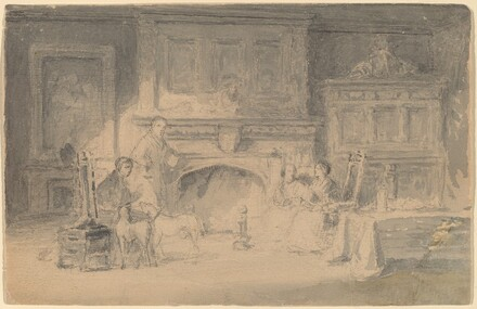 Study for The Bailey Family