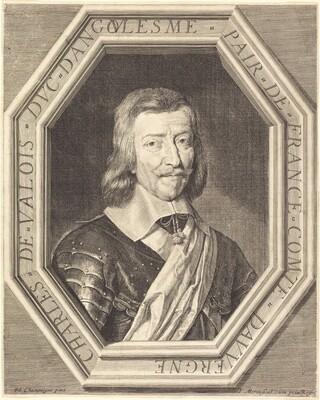 Charles de Valois, duc d'Angouleme