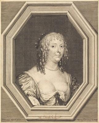 Anne Sophie Herbert, comtesse de Carnarvon
