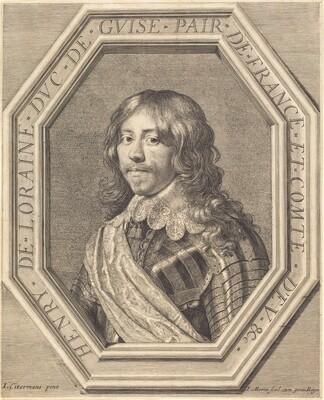 Henri de Lorraine, duc de Guise