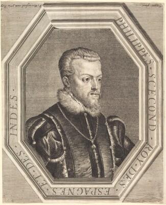 Philippe II, King of Spain