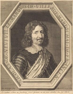 Nicholas de Neufville, marquis de Villeroy