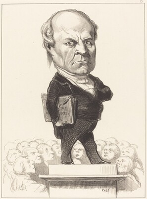C.H. Odilon Barrot