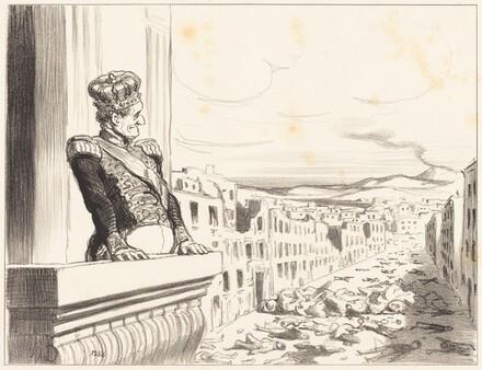 A Naples - Le meilleur des rois... (1st plate)
