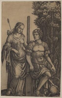 Venus Appearing to Aeneas