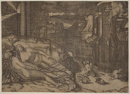 Raphael's Dream