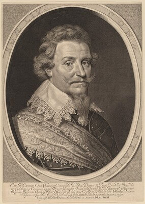 Ernest Casimir, Count of Nassau-Dietz