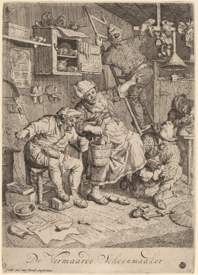 The Merry Shoemaker