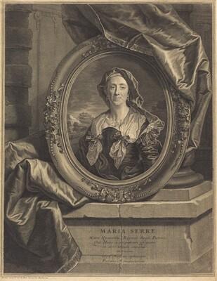 Maria Serre, Mater Hyacinth Rigaud