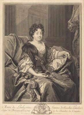 Marie de Laubespine