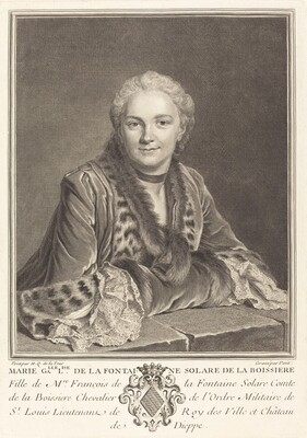 Marie Gallelise de la Fontaine