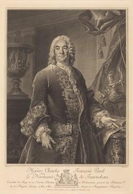 Charles Francois Paul Le Normant de Tournehem