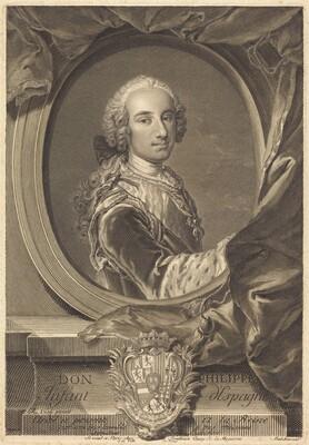 Don Philippe, Infant d'Espagne