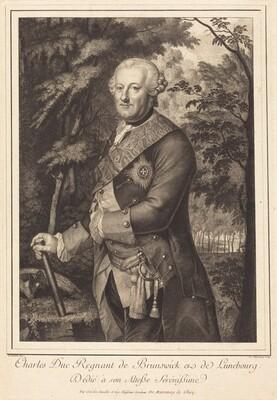 Charles Duc Regnant de Brunswick