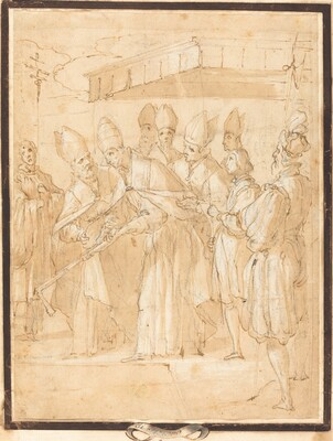 The Founding of Santa Maria Maggiore