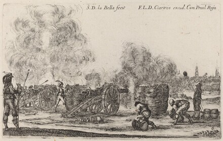 Firing the Cannons