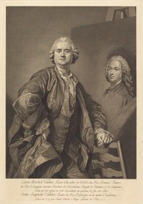 Louis Michel Vanloo