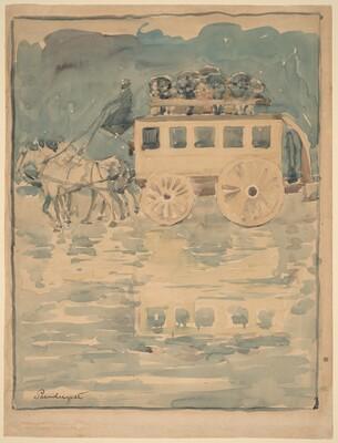 Parisian Omnibus