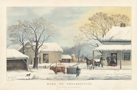 Home to Thanksgiving