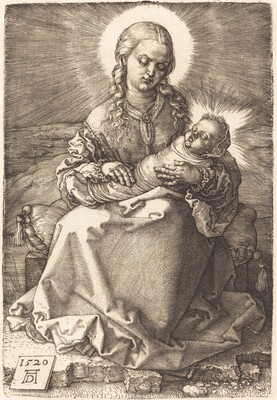 The Virgin with the Swaddled Child