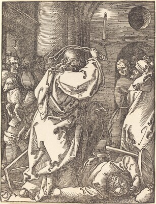 Christ Expelling the Moneylenders from the Temple
