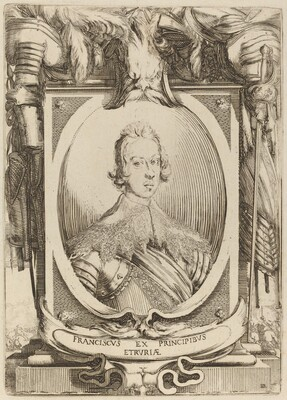 Francesco de Medici, Prince of Tuscany